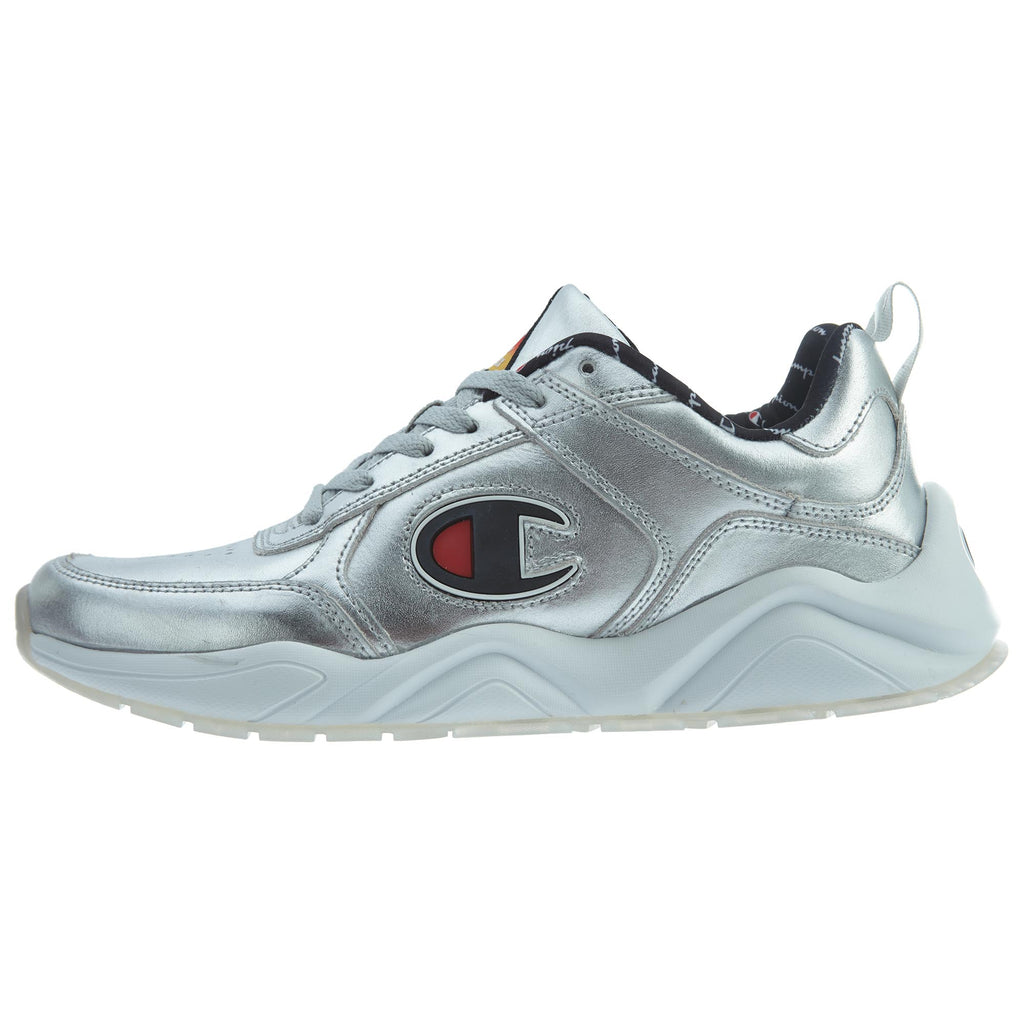 9649be9af1c6f Champion 93 Eighteen Metallic Mens Style   Cm100111-Silver