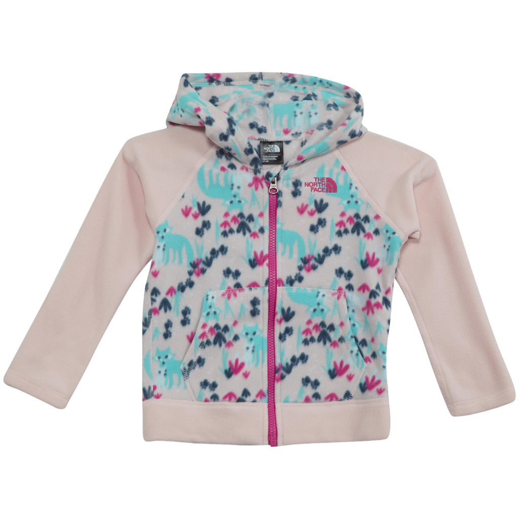 North Face Glacier Full Zip Jacket Toddlers Style : A34wa-5LW