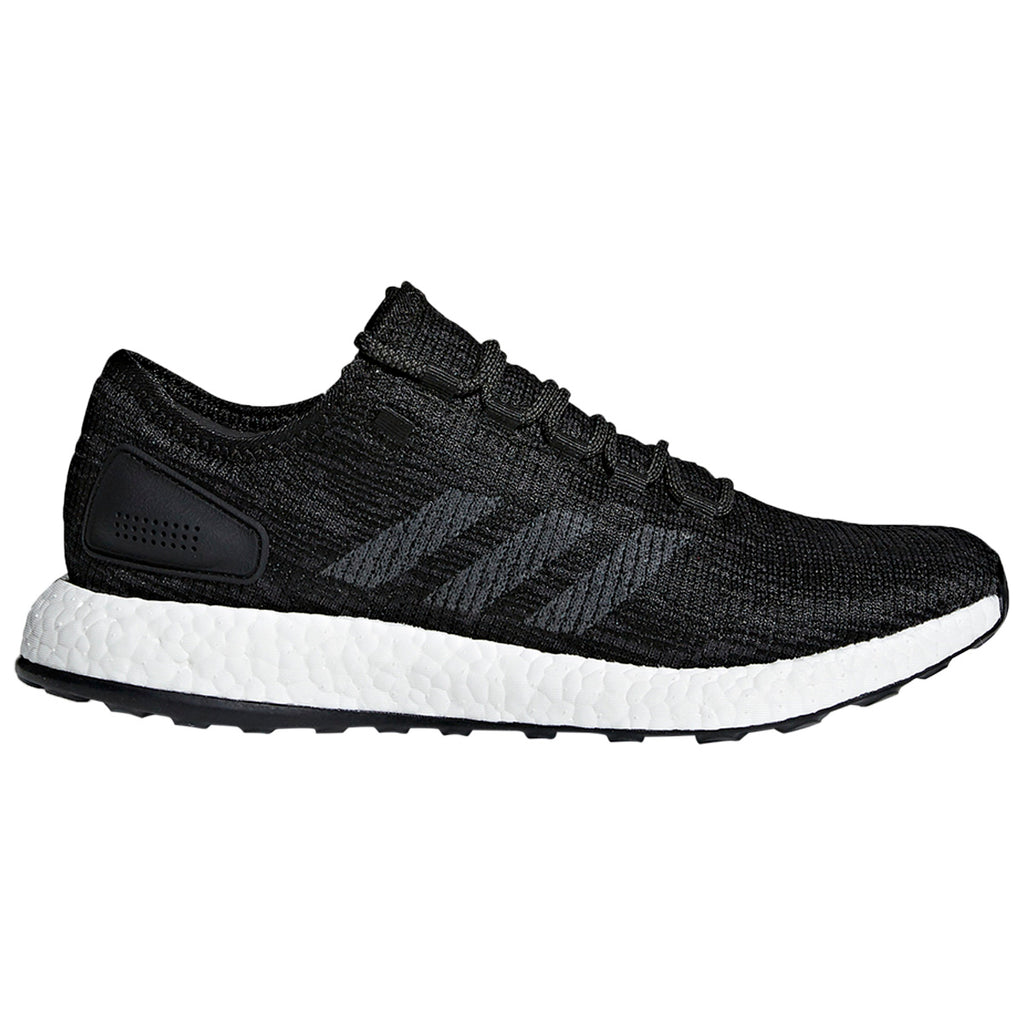 Adidas PureBoost Running Shoes Black/ Grey  Mens Style :CP9326