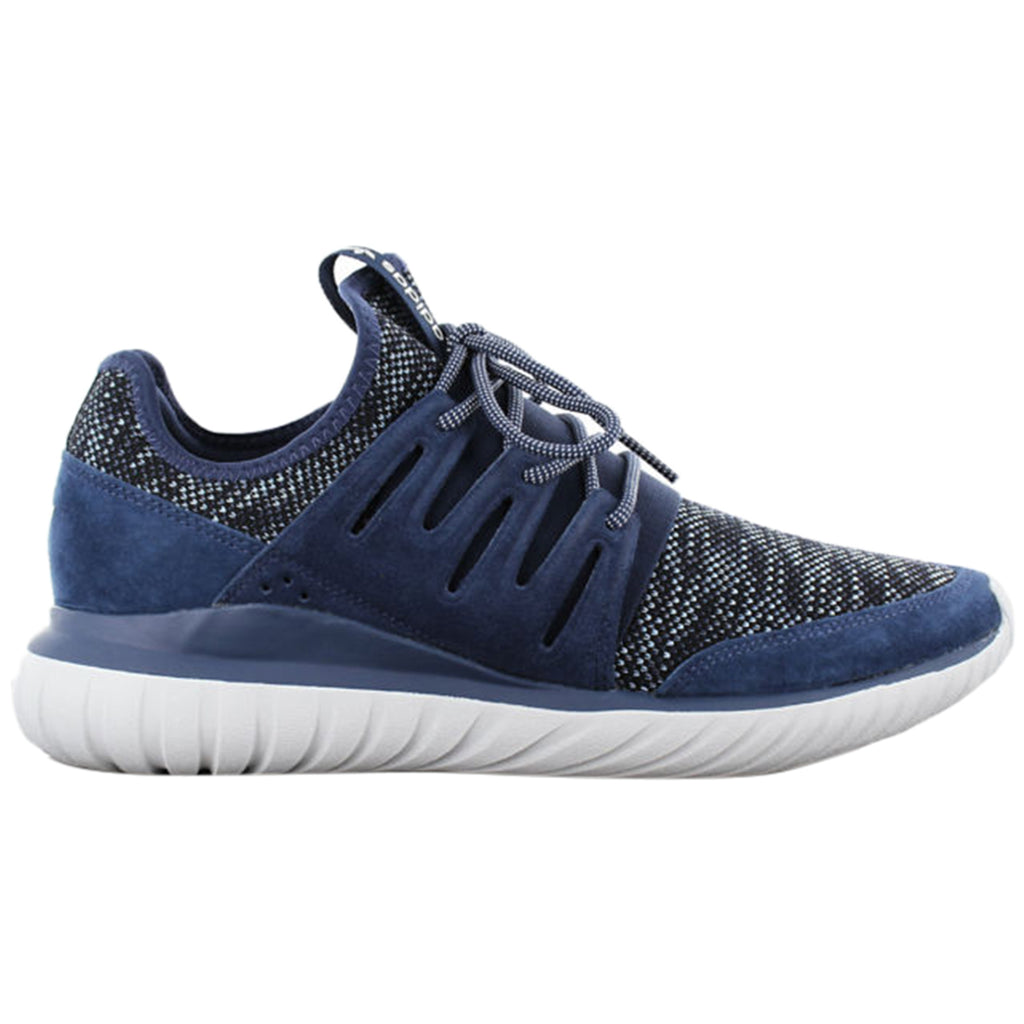 Adidas Tubular Radial Mystery Tactile Blue Athletic Mens Style :BB2396-E