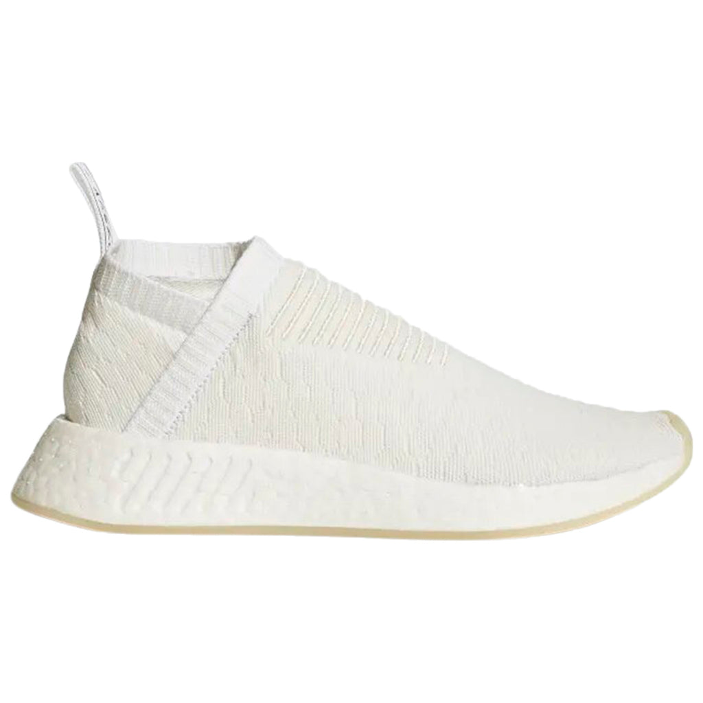 Adidas Originals NMD_CS2 Primeknit in Core White/Core Womens Style :BY3018-E