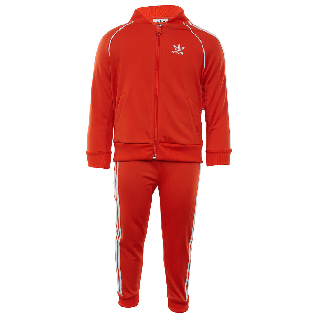 Adidas Superstar Suit Toddlers  Dv2822-Orange