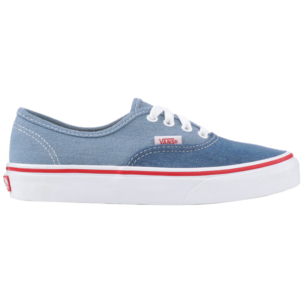 Vans Authentic ( Denim 2-tone ) Little Kids Style : Vn0a38h3-Q69