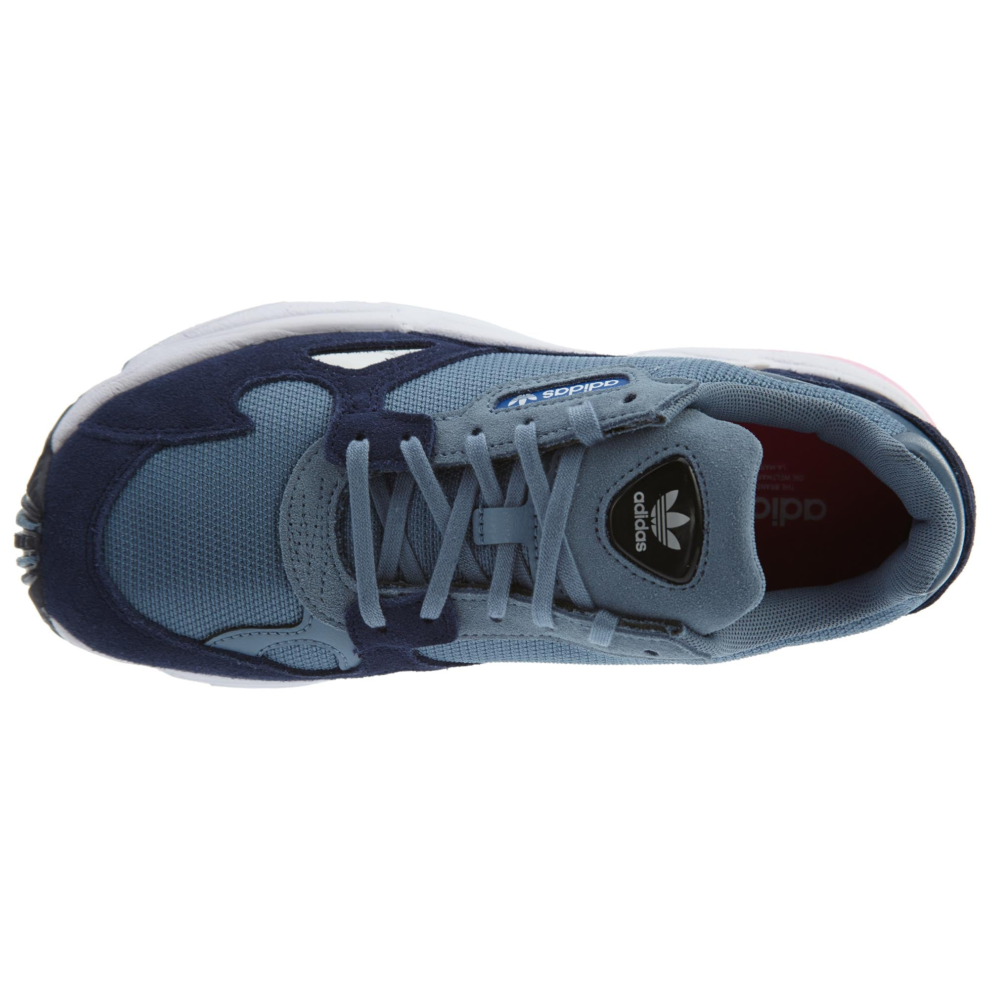 san francisco 1ff08 e2236 Adidas Falcon Mens Style  D96699-Grey. ADIDAS  Athletic Shoes  Sneakers