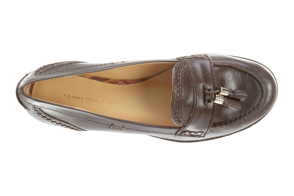 TOMMY  HILFIGER  SALT LOAFER WOMENS STYLE # TWSALT2
