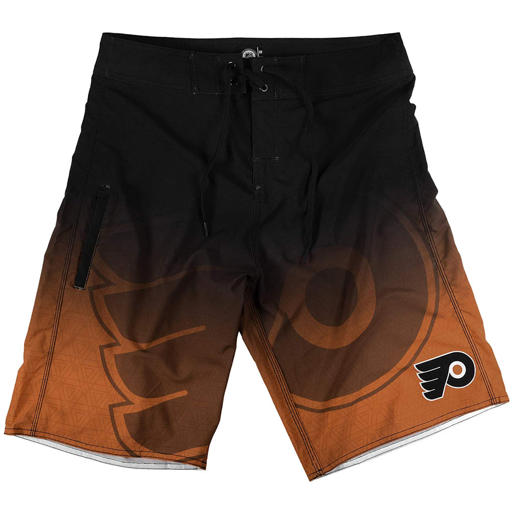 Philadelphia Flyers Gradient Board Short Double Extra Large 38