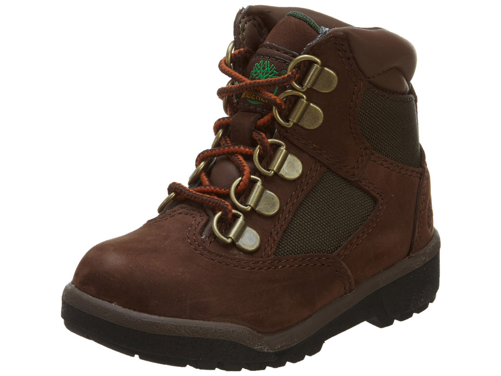TIMBERLAND 6IN F/L FIELD BOOT TODDLERS Style# 44892