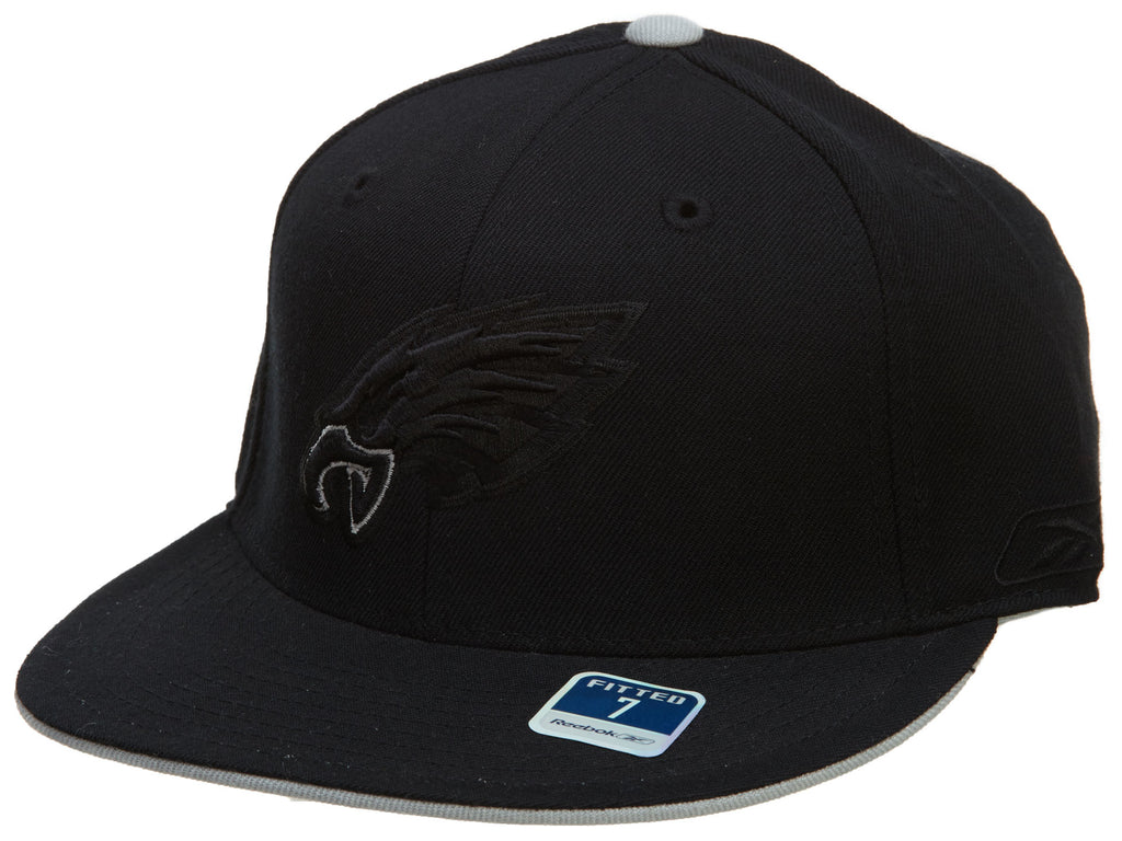 Reebok Philadelphia Eagles Fitted Hat Mens Style : Hat707