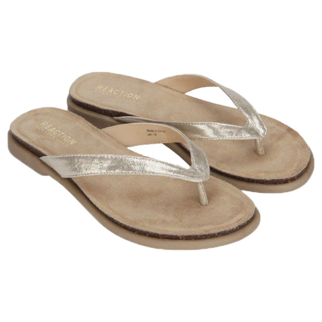 Kenneth Cole Reaction Jel Ing Flat Sandal Womens Style: RLS8064MT-712