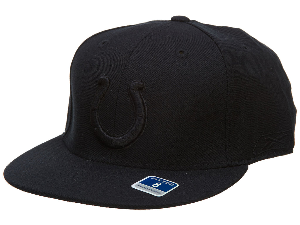 Reebok Indianapolis Colts Fitted Hat Mens Style : Hat749