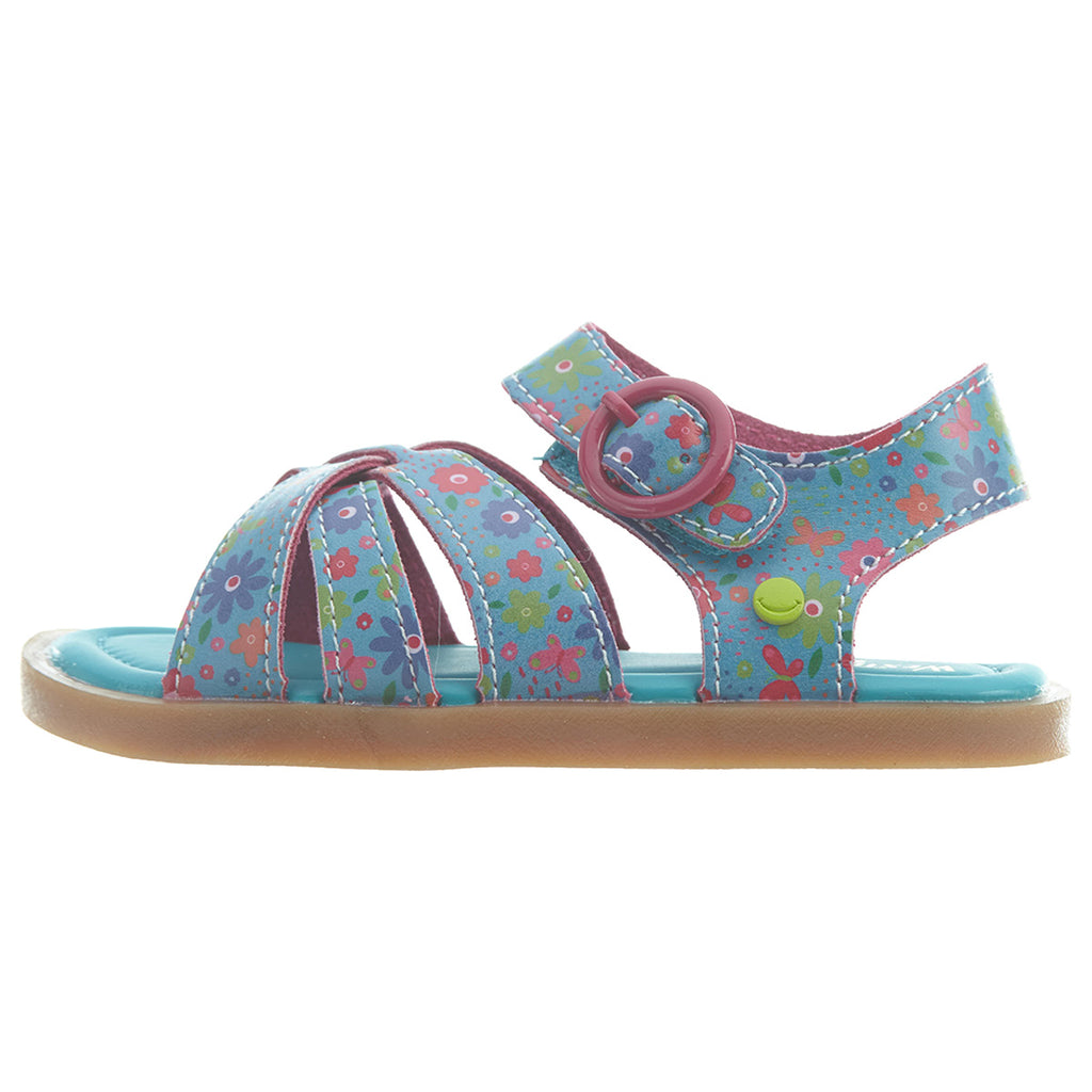 Western Chief Girls Sandbox Sandal Toddlers Style: 2476662H-TRQ