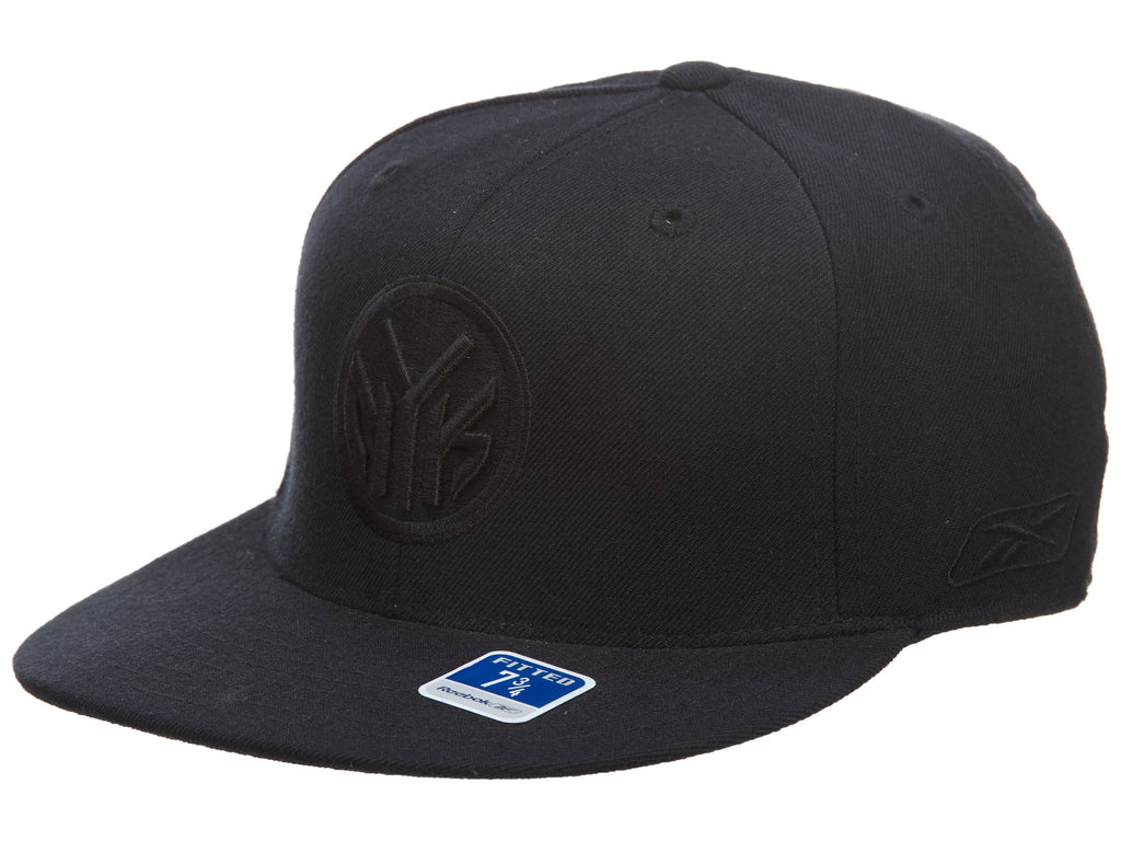 Reebok New York Knicks Fitted Hat Unisex Style : Hat3056