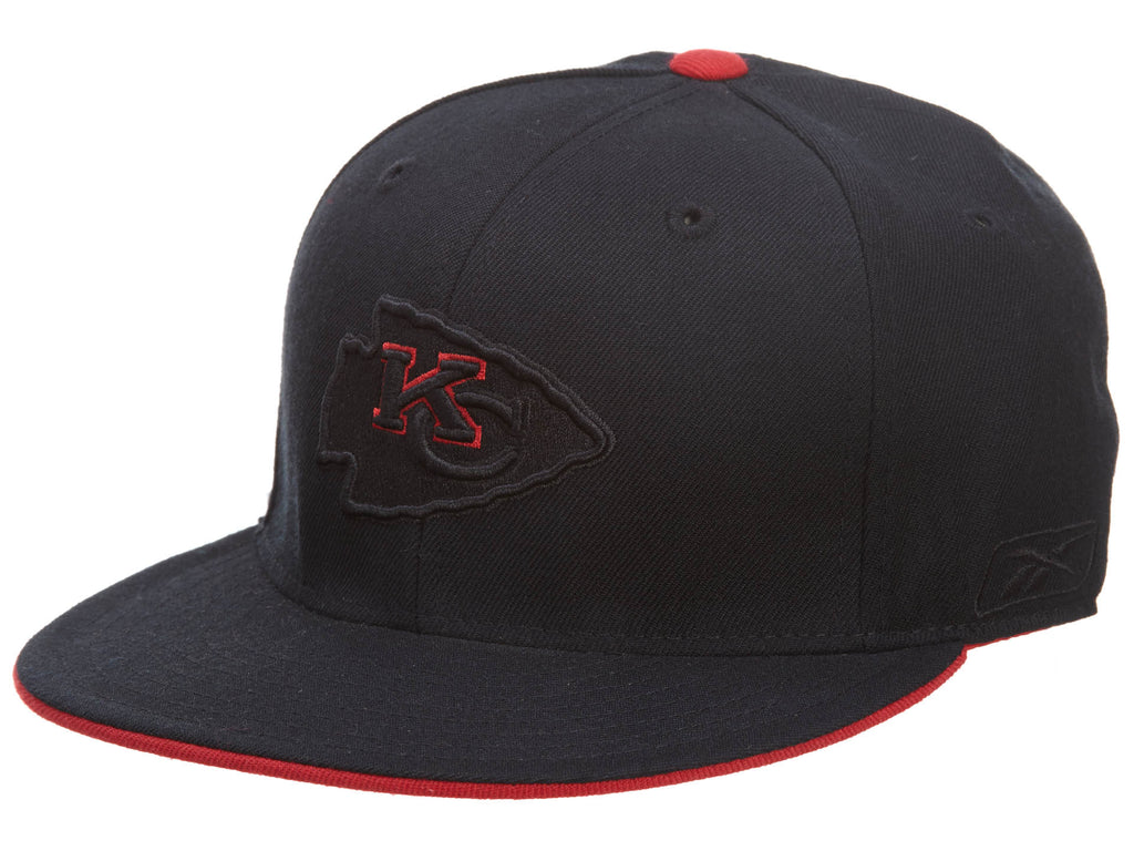 Reebok Nfl Team Logo Fitted Cap Unisex Style : T732k