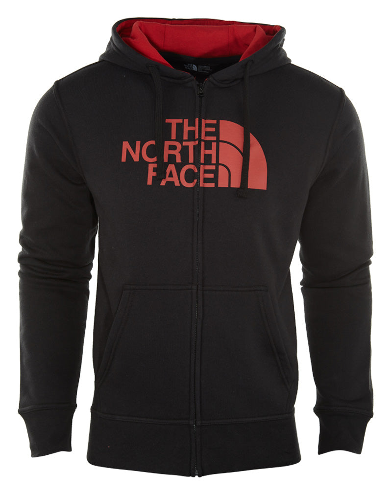 North Face Half Dome Full Zip Hoodie Mens Style : Ch2l