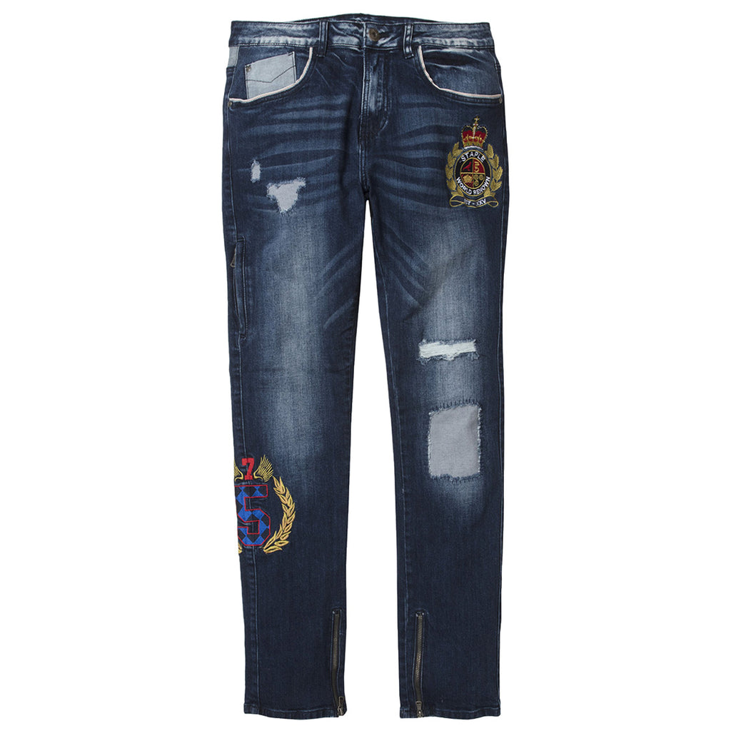 Staple Crest Denim Jeans Mens Style : 1901d5454