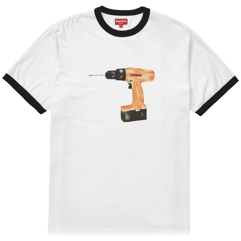 Supreme Drill Ringer Mens Style : Ss19kn77