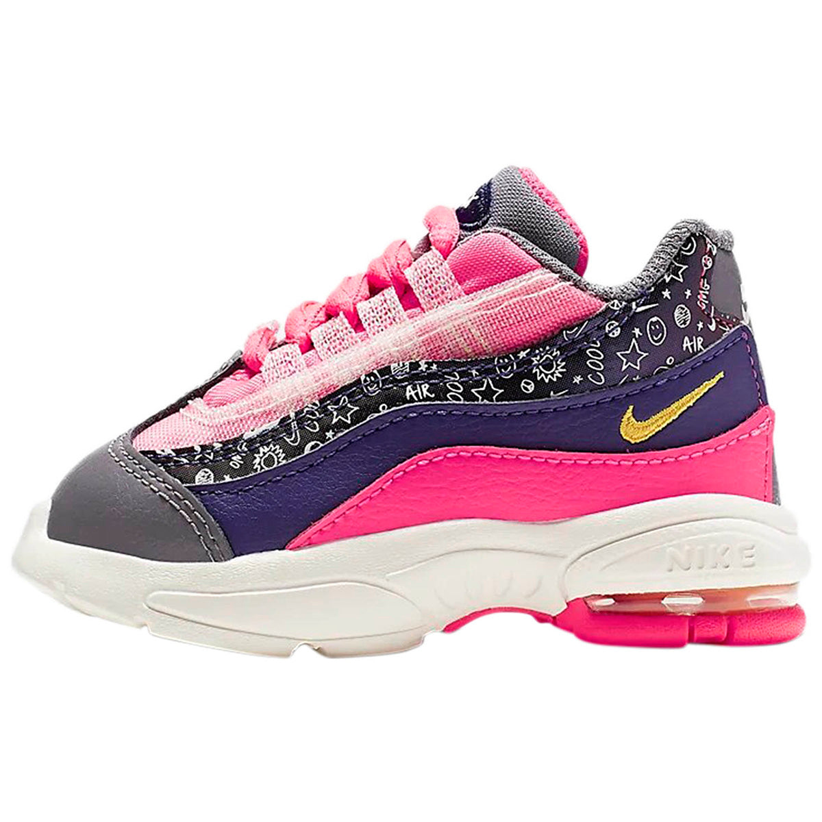 Nike Air Max 95 Toddlers Style : Ci9938 500