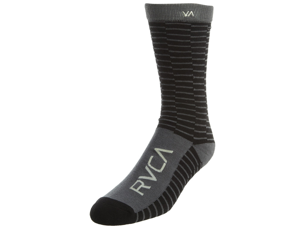 Rvca Makeshift Socks Mens Style : M7asomft