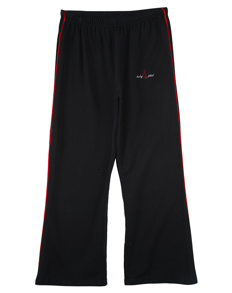 Baby Phat Open Bottom Piping Sweatpants  Mens Style : BP001