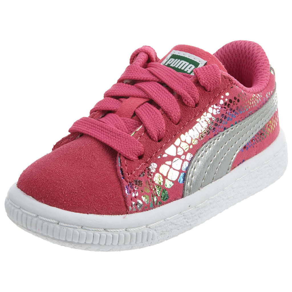 Puma Suede Sportlux Inf Toddlers Style : 361362