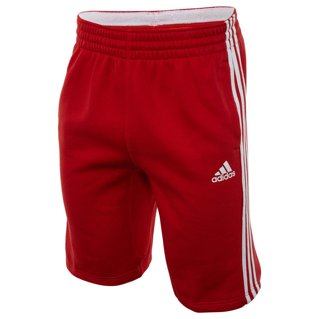 Adidas Slim 3 Stripe Shorts Mens Style : Bj9317