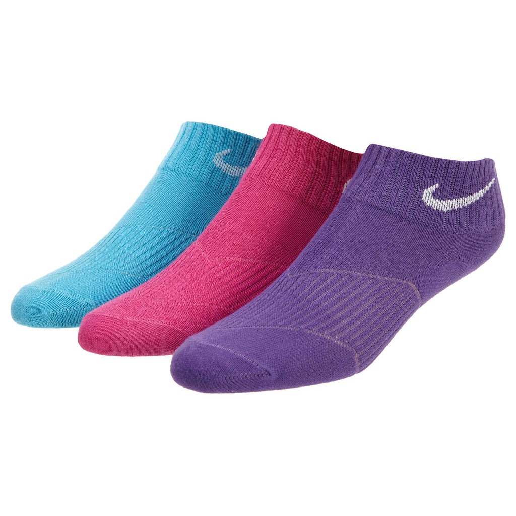 Nike Soft Dry Performance Lightweight Socks Big Kids Style : Sx4729