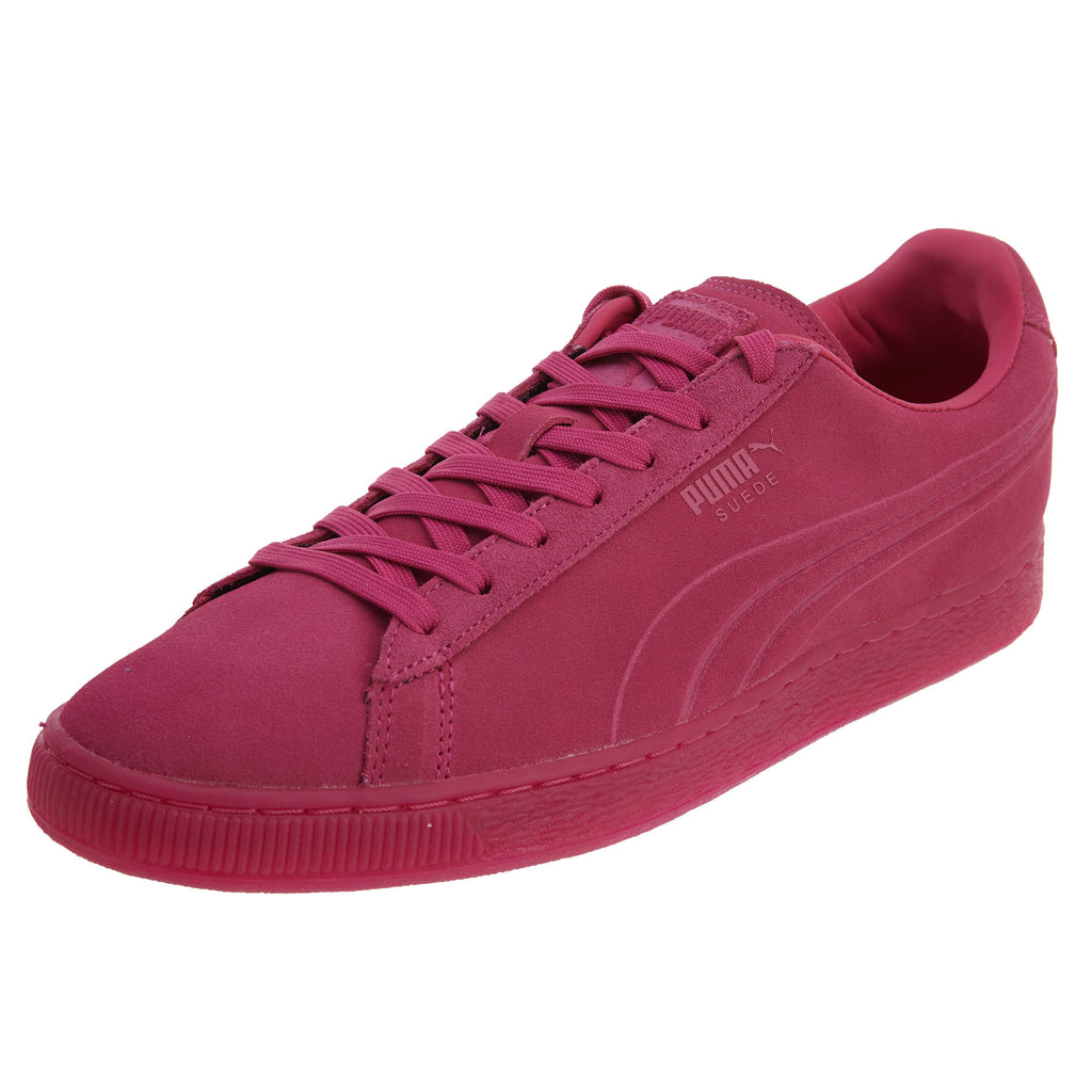 Puma Suede Emboss Iced Fluo Mens Style : 361881