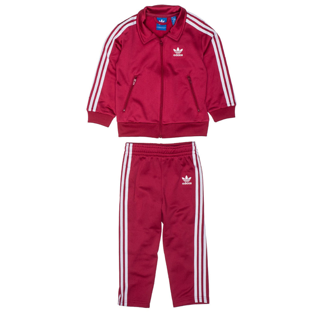 Adidas Infant Firebird Track Suit Toddlers Style : Ay2778