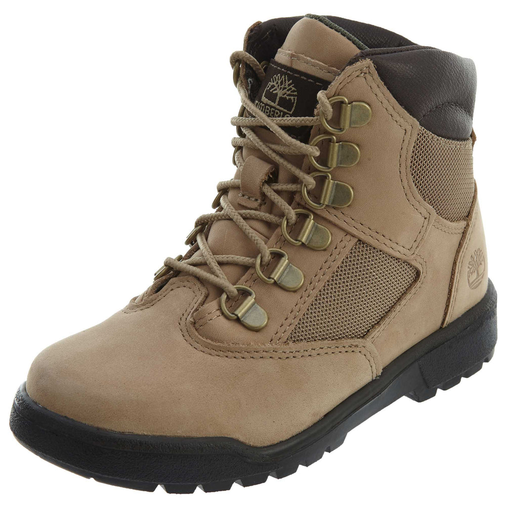 Timberland 6 Inch L/f Field Boot Little Kids Style : Tb0a1q2g