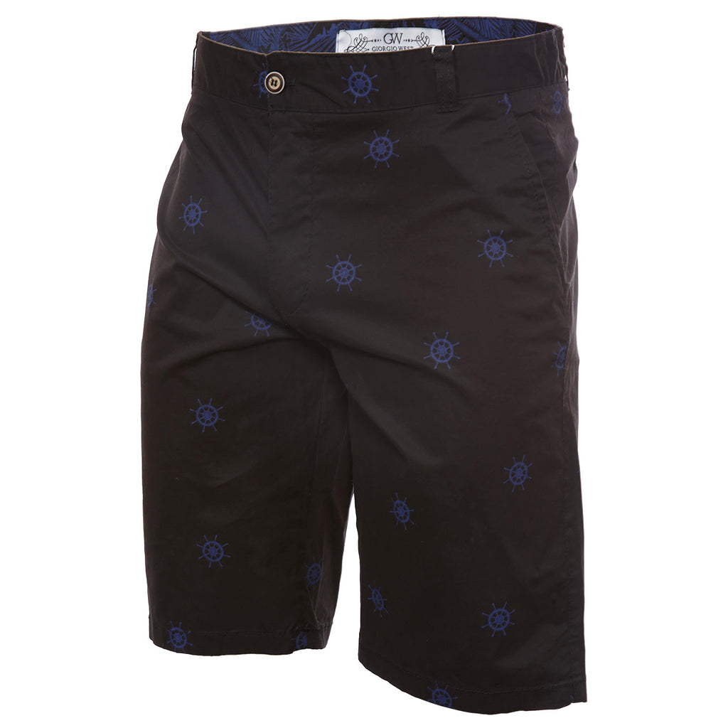 Giorgio West Modern Fit Shorts Mens Style : Dp7313ms