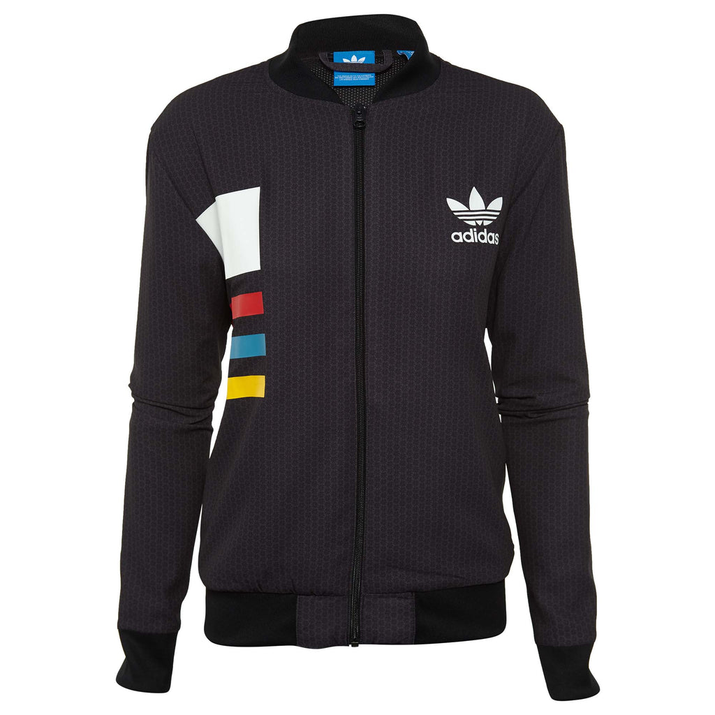 Adidas Aop Track Top Womens Style : Ay6745