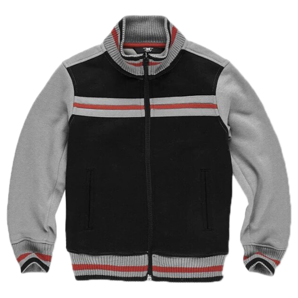 Jordan Craig Color Block Jacket With Rib Toddlers Style : 8325tk