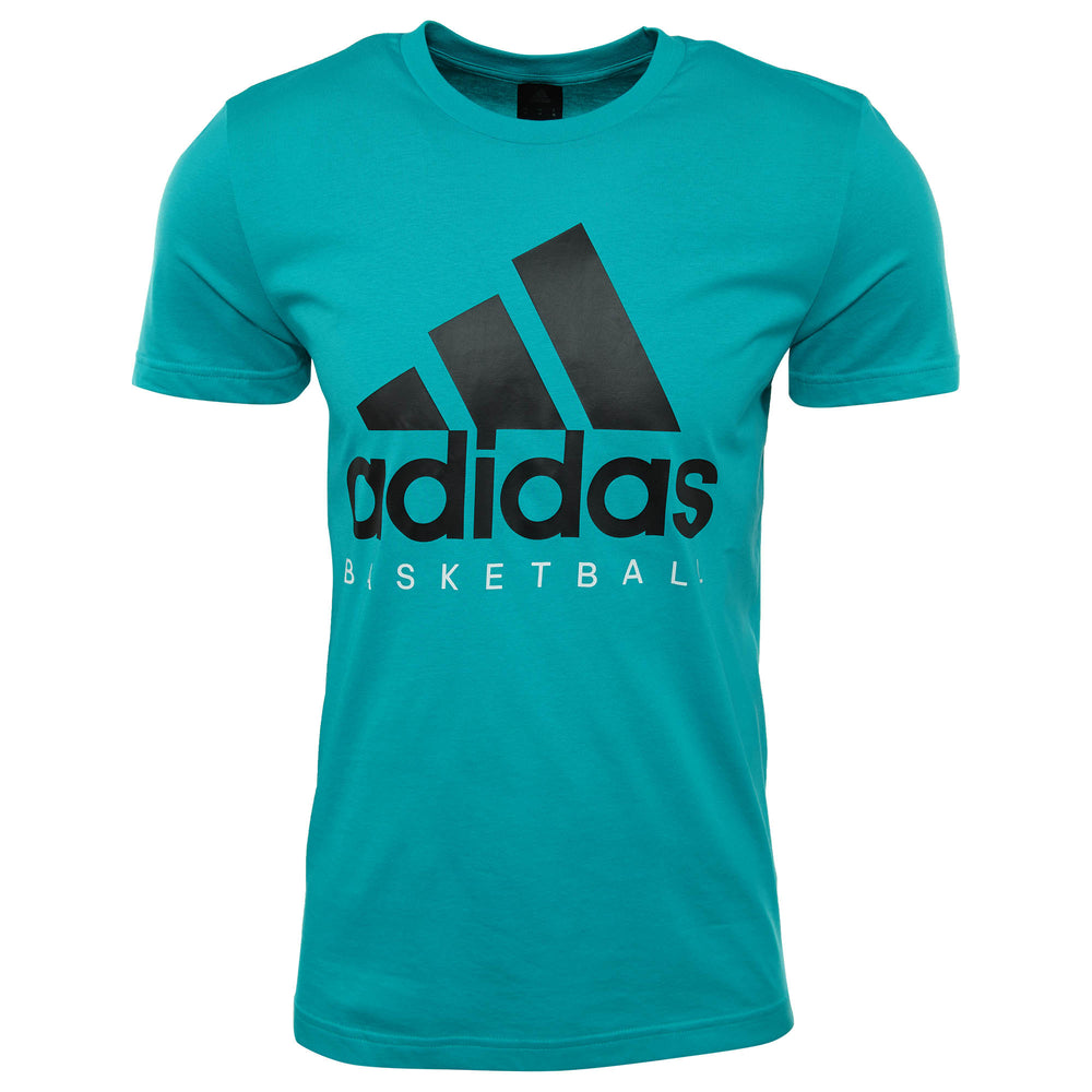 Adidas Basketball Graphic Tee Mens Style : Cw9264