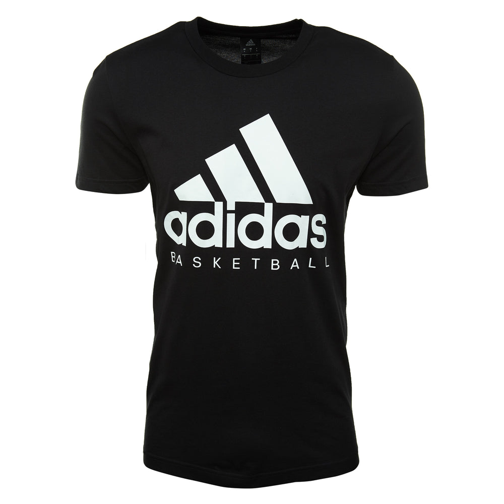 Adidas Basketball Graphic Tee Mens Style : Dn4121