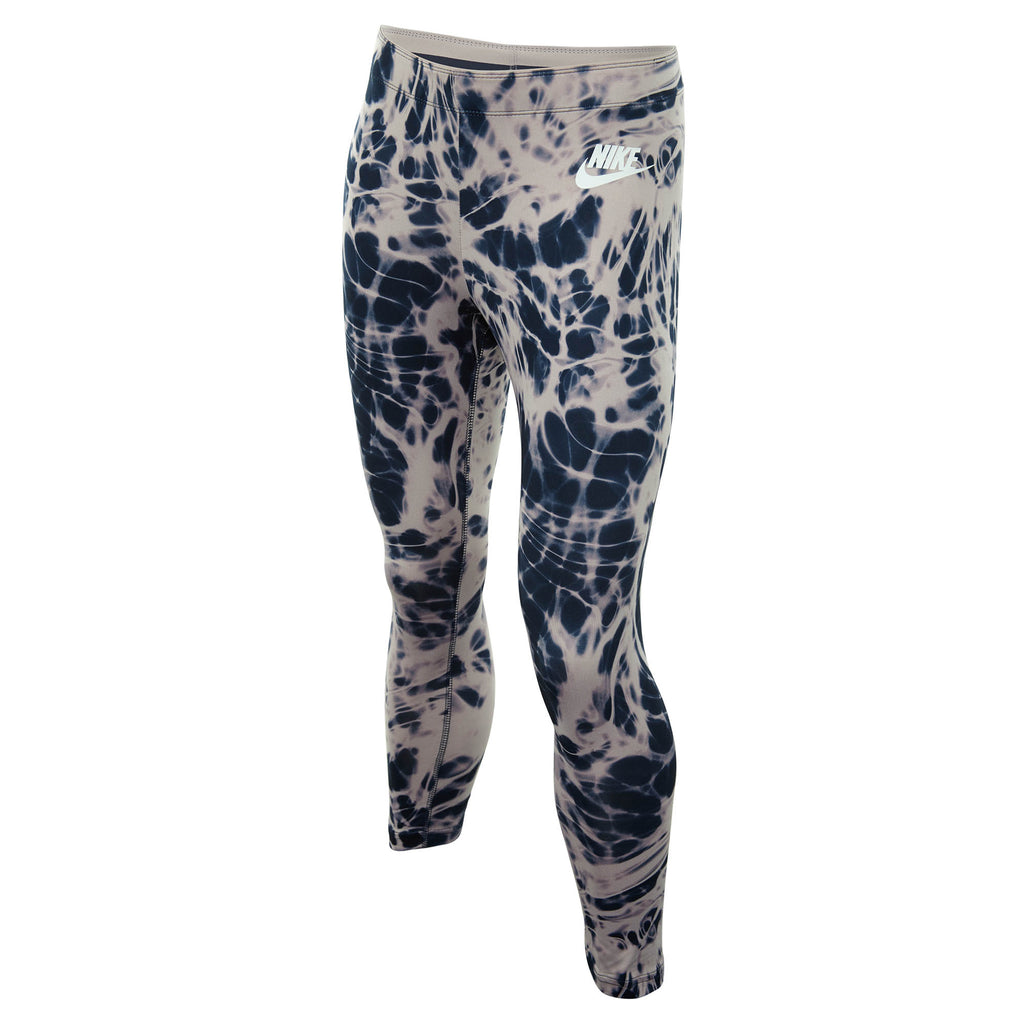 Nike Tide Pool Print Capri Leggings Womens Style : 891096