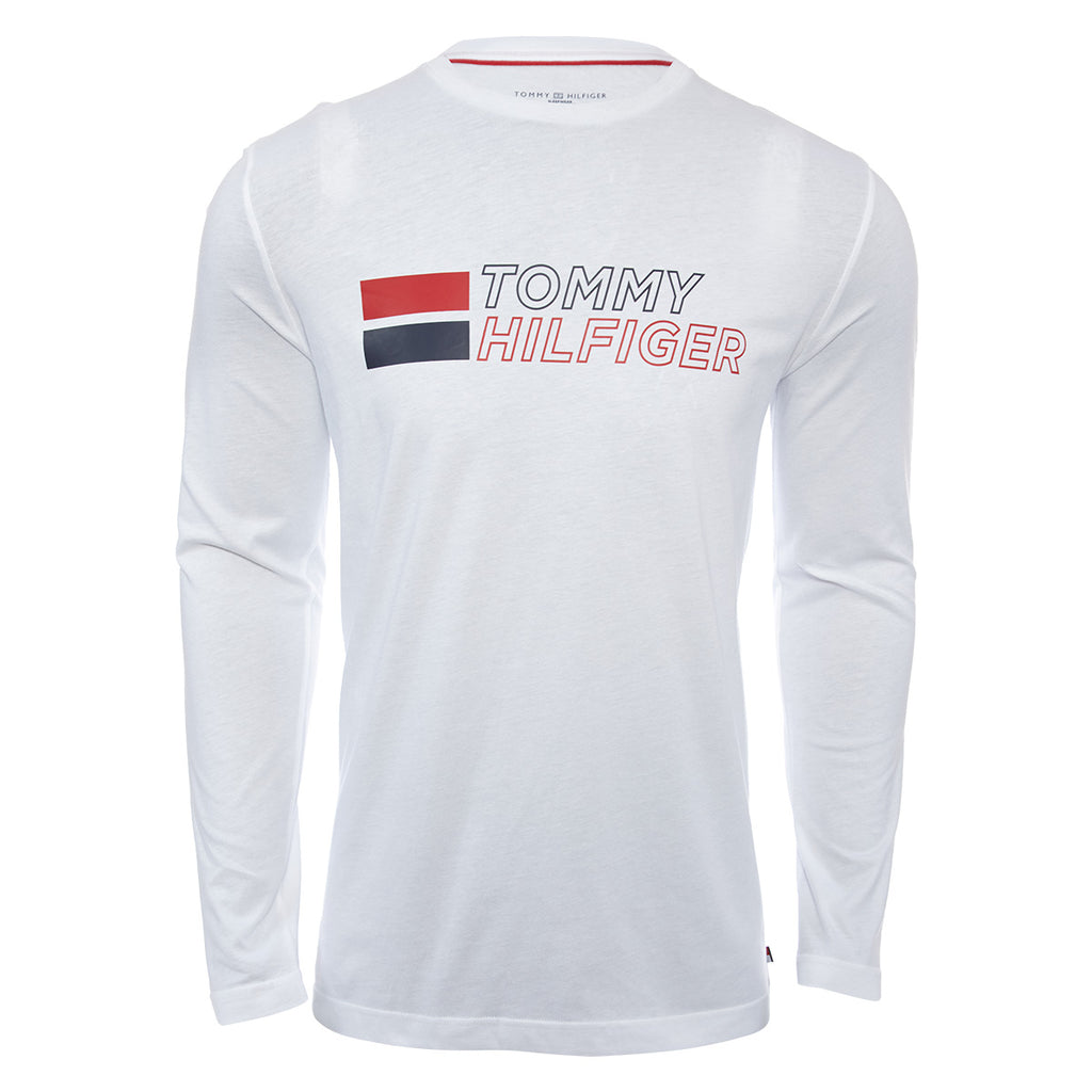 Tommyhilfiger Hip-hop Street System T-shirt Mens Style : 09t3713
