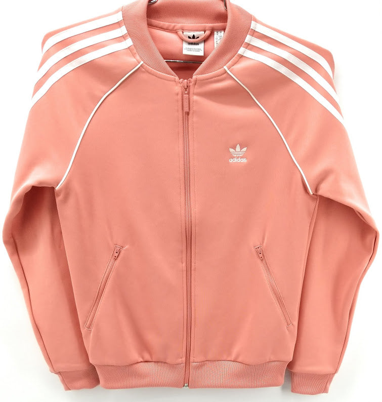Adidas Superstar Track Jacket Womens Style : Dh3162