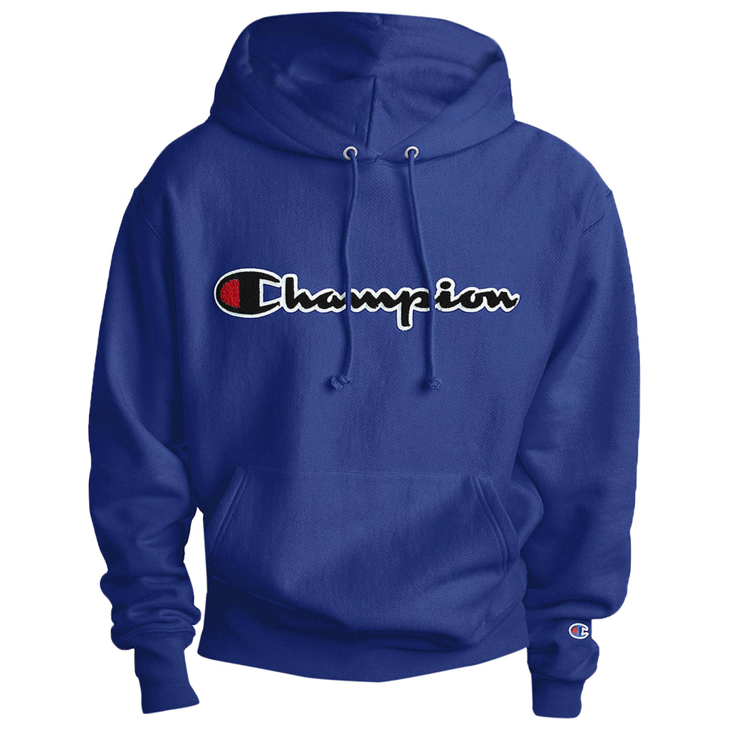 Champion Reverse Weave Pullover Hoodie Mens Style : Gf68y07470