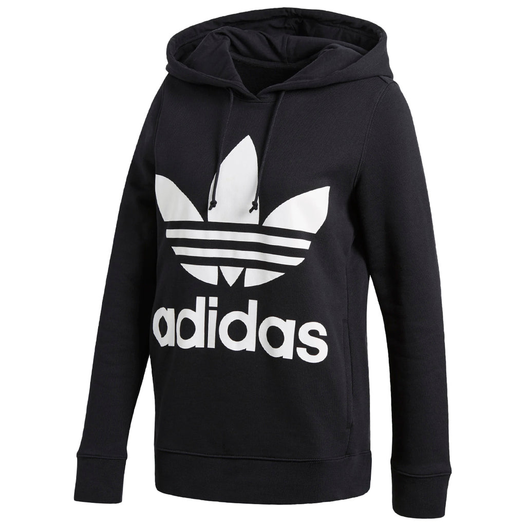 Adidas Trefoil Hoodie Womens Style : Ce2408