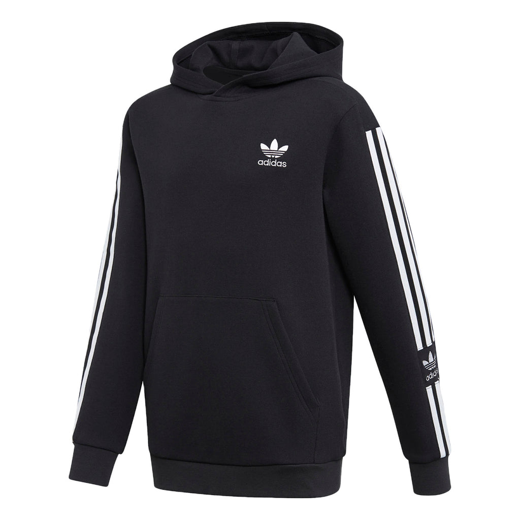 Adidas New Icon Hoodie Big Kids Style : Fn5765