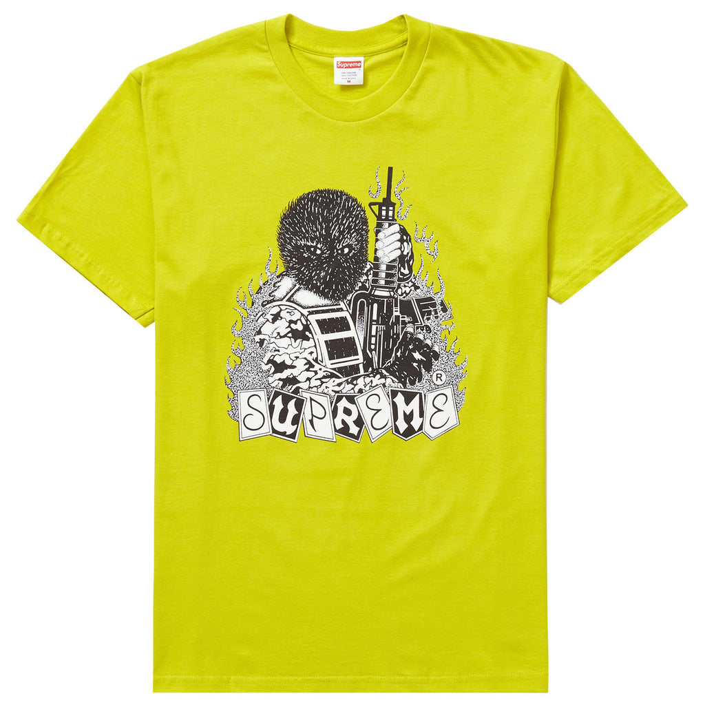 Supreme Mercenary Tee Mens Style : Fw19t44
