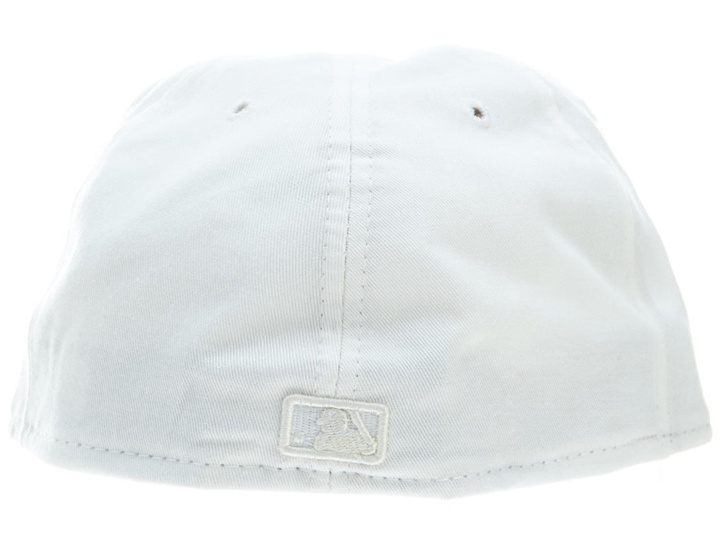Philadelphia Phillies New Era Fitted White 80