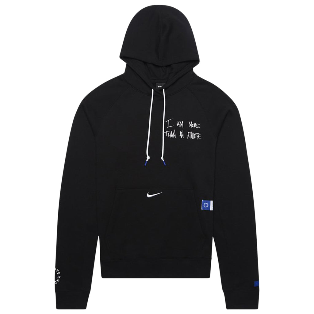 Nike X Un Lebron James More Than An Athlete Hoodie Mens Style : Ct6117