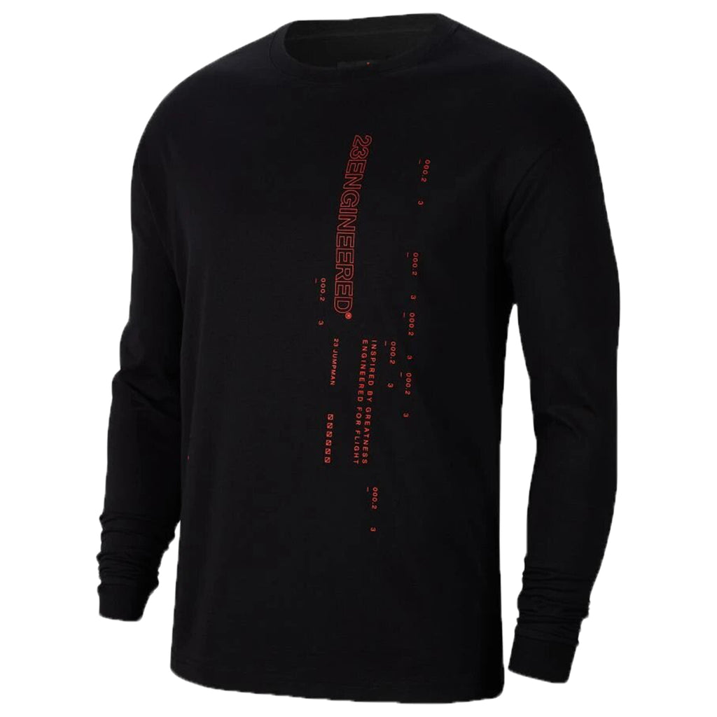 Jordan 23 Engineered Long-sleeve T-shirt Mens Style : Cd5505