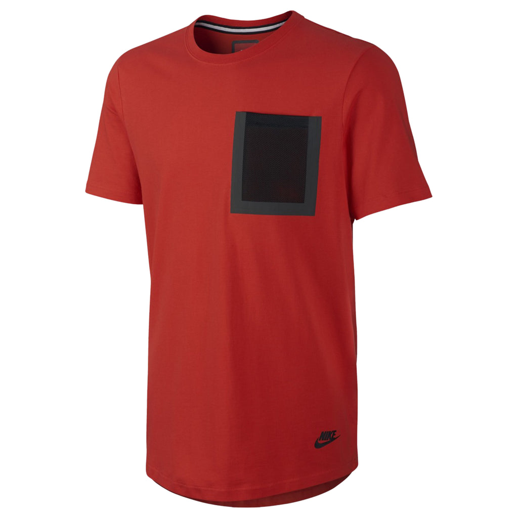 Nike Tech Hypermesh Pocket T-shirt Mens Style : 776675