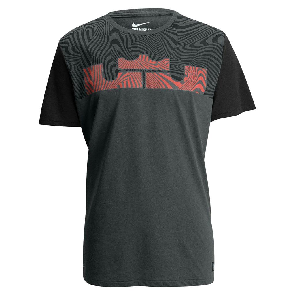 Nike Lebron James Court Vision Dri-fit T-shirt Mens Style : 698664