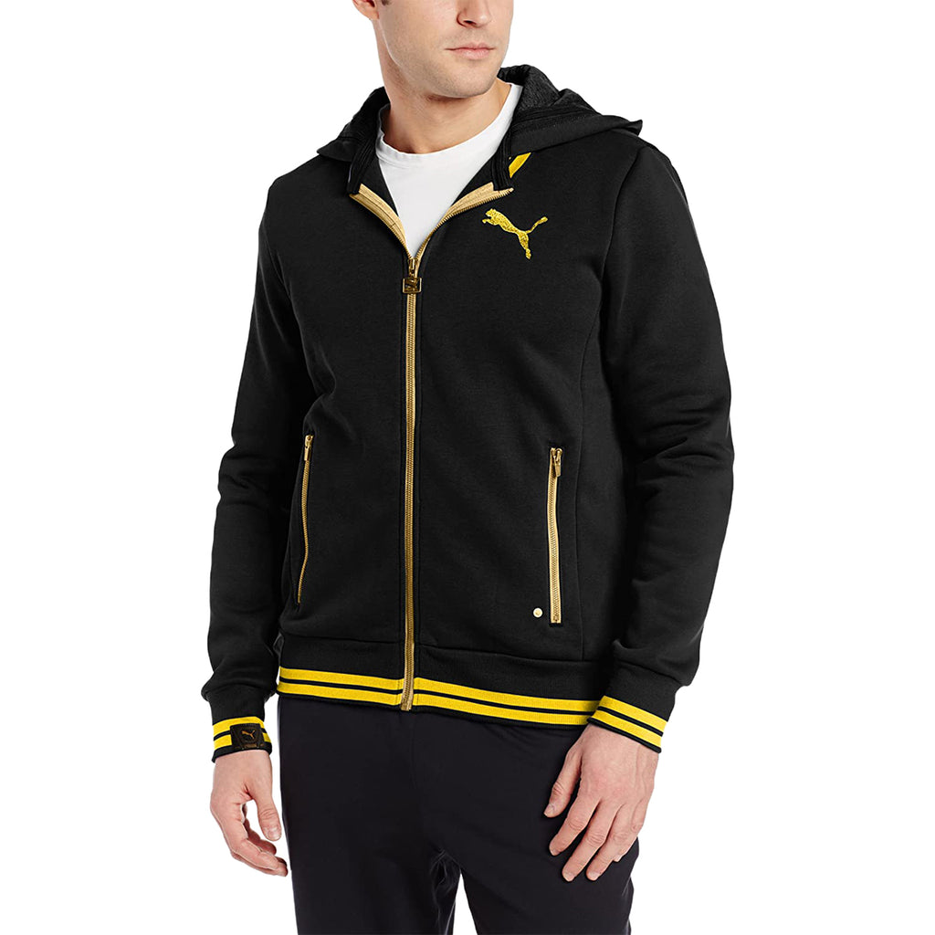 Puma Metal Baseball Jacket Mens Style : 564822