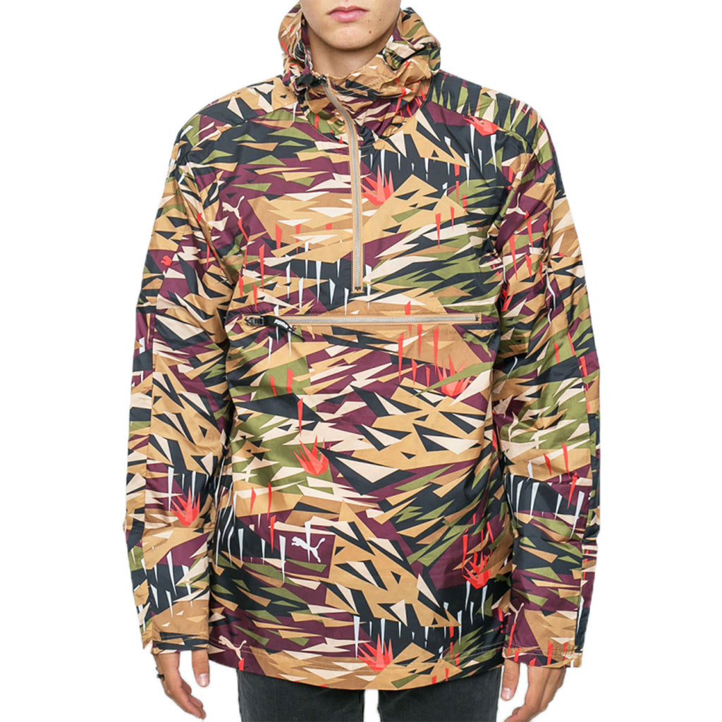 Puma Puma X Naturel Windbreaker Jacket Mens Style : 574179