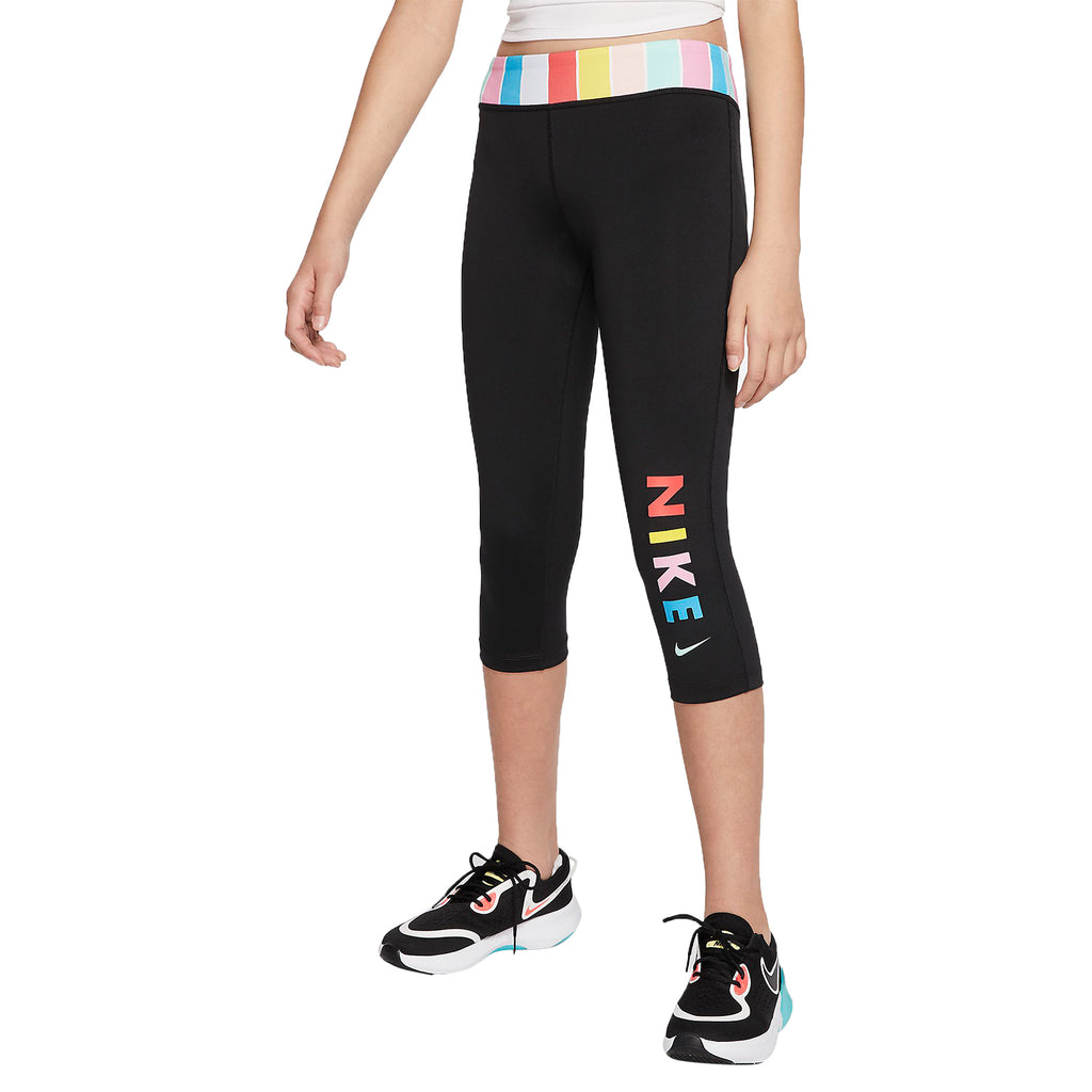 Nike One Training Tights Big Kids Style : Cj7671