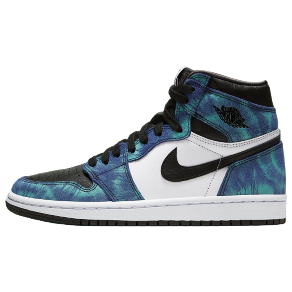 Jordan 1 Retro High Tie Dye Womens Style : Cd0461-100
